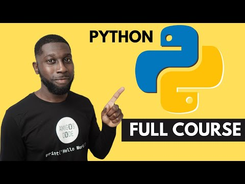 Python Tutorial for Beginners - Learn Python [FULL COURSE ...