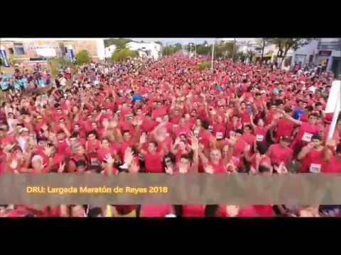 El indescriptible momento de la largada de la Maratón de Reyes
