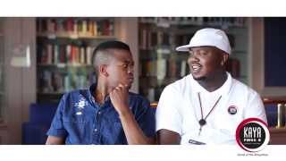 Mpho Popps And Skhumba On The Kaya FM Soul And Jazz Cruise 2014