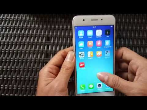 Oppo A39 - UNBOXING