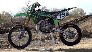 Test Ride   Jett Reynolds' Pro Circuit Supermini