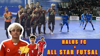 Halus FC vs Indonesia All Star #BBS12