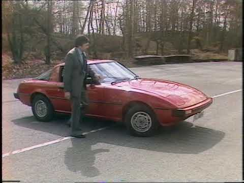 Mazda RX-7 review | Japanese Car | Retro Car | Wheels | 1980