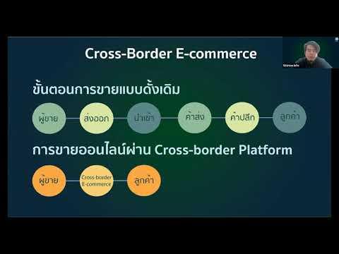 สัมมนาบุกตลาด USA ด้วย Platform Amazon - part1