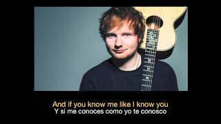 Ed Sheeran - Friends HD (Sub español - ingles)