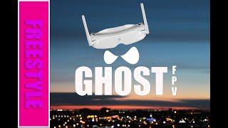 Ghost FPV - Modded Tinyhawk Freestyle 2 flight