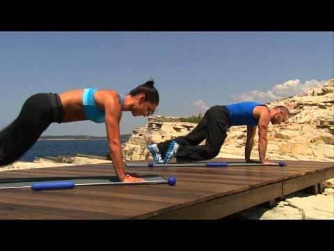 fitnessRAUM.de - Workout mit dem Schwingstab