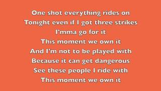 Mike Posner ft. T. Mills, Sammy Adams, and Niykee Heaton 'We Own It' (Remix)- Lyrics