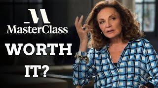 Diane Von Furstenberg Masterclass Review - Is It Worth It?