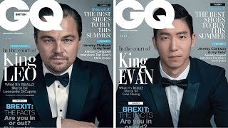 Korean Men Re-Create GQ Covers