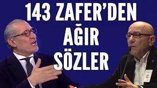 143 Zafer'den Gökmen Özdenek'e Ağır Sözler! Ahmet Çakar Cevap Verdi!