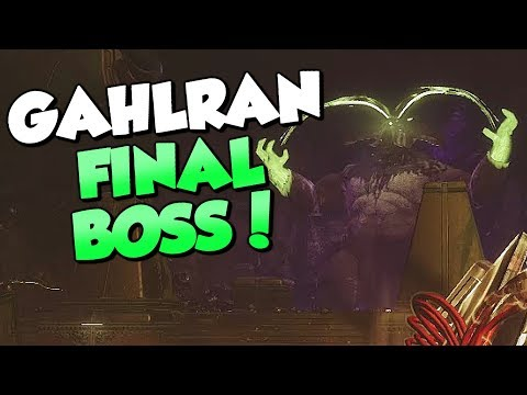"NEW Crown of Sorrow Raid! Final Boss ""GAHLRAN"" [Destiny 2]"