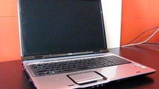 Fix HP Compaq Notebook Black Or Dead Screen Problem