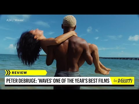'Waves' Review: Sterling K. Brown Shines in One of the Year's Best Films