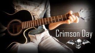 Avenged Sevenfold - Crimson Day (Guitar Cover)