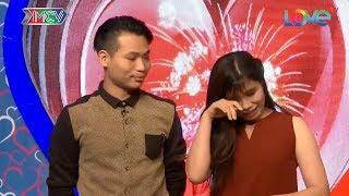 Giọng hát đầy sự chân tình của chàng trai Thái Nguyên khiến cô gái xúc động rơi nước mắt giữa BMHH😍