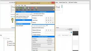 Tonys bits – Simple IP Config