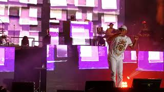 DJ JAZZY JEFF AND THE FRESH PRINCE LIVEWIRE FESTIVAL 2017 He's The D.J., I'm The Rapper