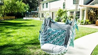 DIY - DIY Hanging Chair - Home & Family