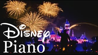 Disney Piano Medley for Studying and Sleeping