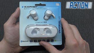 Blaupunkt Comfort Fit € 9,95,- Earphones van de ACTION