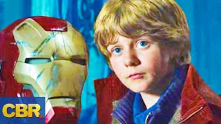 Why The Lonely Kid At The End Of Avengers Endgame Looks Familiar