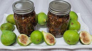 طريقة تحضير مربى التين الاخضر الشهي والمميز The Ultimate Homemade Fig Jam Recipe