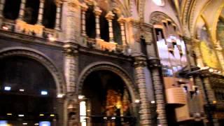 preview picture of video 'Monistrol de Montserrat, Espanya/España - 19/07/2012'