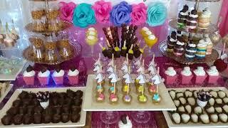 Unicorn Candy Bar