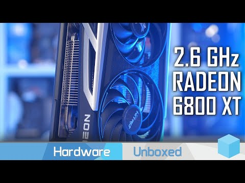 External Review Video LzjRPbSIW4I for Sapphire Radeon RX 6800 XT Gaming Graphics Card (21304-01-20G)