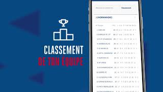 Application Joueurs FFF