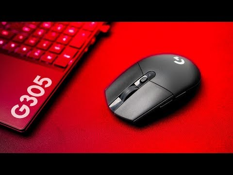Logitech G305 – Just $59, Yet GREAT Wireless Gaming Mouse!