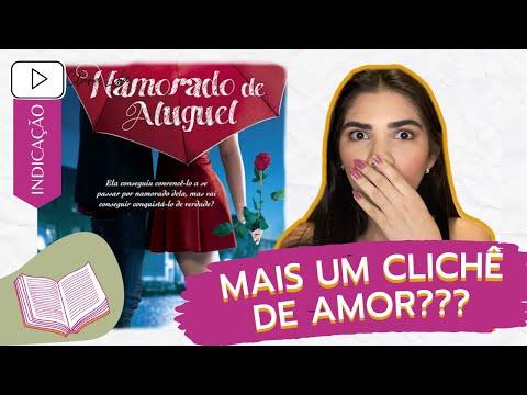 NAMORADO DE ALUGUEL || VALE A PENA A LEITURA??