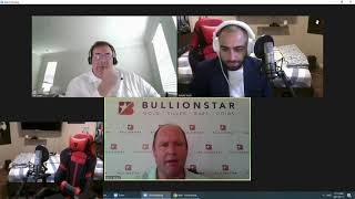 #SilverSqeeze Series: Ronan Manly (BullionStar) on Wall Street Silver!