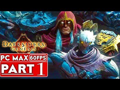 Gameplay de Darksiders Genesis