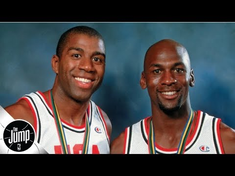 The Dream Team deserves the most blame for Team USA's 2019 failure - Amin Elhassan | The Jump