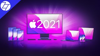 Apple's NEXT Products for 2021!