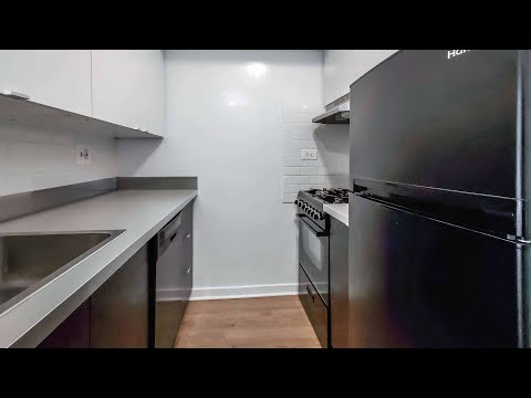 An updated 1-bedroom in Lakeview East at 450 W Melrose