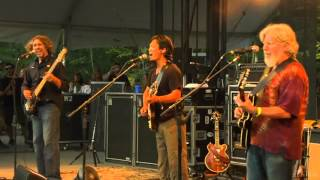 String Cheese Incident - Drive - Electric Forest - 2012