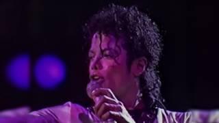 Michael Jackson - Human Nature - Live Yokohama 1987 - HD