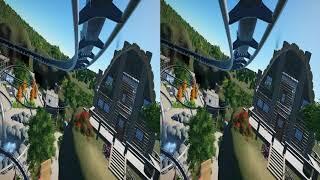 3D-VR VIDEOS 265 SBS Virtual Reality Video google cardboard 2к