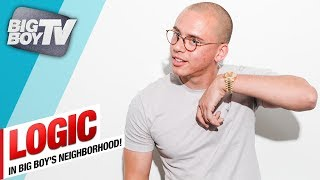 BigBoyTV - Logic on Netflix's 'Rapture', Anxiety, Life After Marriage & Getting Buff