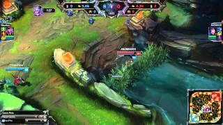 lol | Shaco ap | 1 skill 1 kill