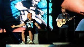 Robbie Williams Ed Sheeran Angels Music