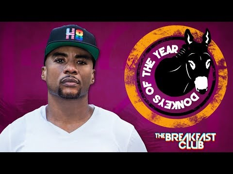 Charlamagne Roasts Tyrese, Nicki Minaj, DJ Envy & More In The 2017 Donkey Of The Year Countdown