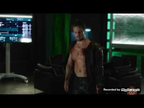 Arrow 5x17 ending scene