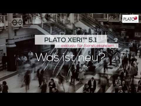 PLATO XERI™ 5.1: Was ist neu?