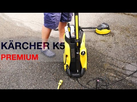Karcher K5 Premium full control – The best pressure washer around?