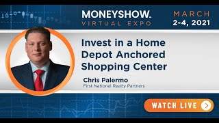 Invest in a Home Depot Anchored Shopping Center