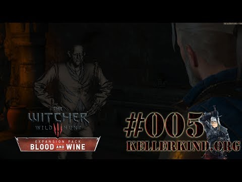 Ärger auf dem Friedhof ★ #005 ★ EmKa plays The Witcher 3: Blood and Wine [HD|60FPS]